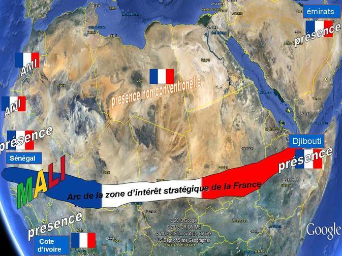 L'intervention militaire française au Mali vise-t-elle à assurer les intérêts d'Areva ? 6442568
